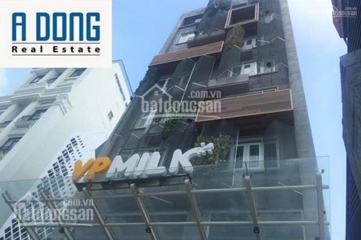 Cho thuê văn phòng Tòa nhà VPMILK, đường Nguyễn Thị Thập, quận 7, DT 119m2, giá 39,139tr/th