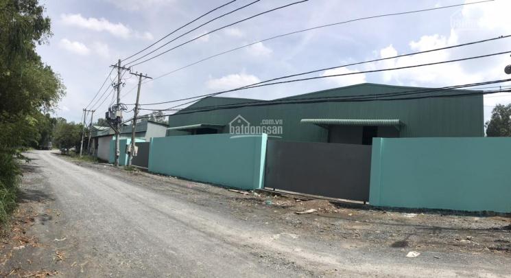 Chính chủ cần cho thuê kho mới xây 1200m2, mặt tiền đường Trần Văn Giàu, p. Tân Tạo, q. Bình Tân