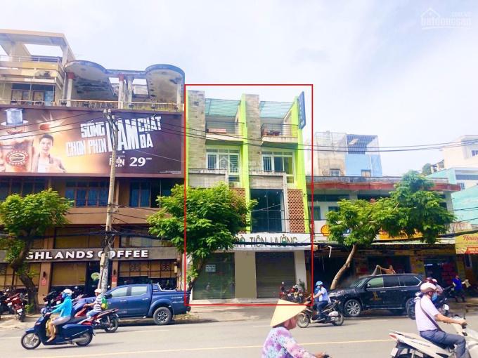 Cho thuê nhà mặt tiền Bàu Cát Đôi, Tân Bình. DT: 8x18m, 3 tầng, 120tr/tháng