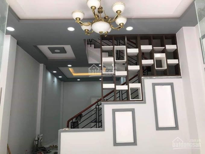 Bán gấp nhà mới 100%, 56/Tô Hiệu, P. Hiệp Tân, Q. Tân Phú, 5.1 x 12m, 3.5 tấm, giá: 6.95 tỷ. BL