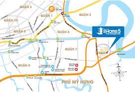 Hàng hiếm cuối năm - Căn hộ Bridge View (Ehome 5) Nam Long Q7 2PN 83m2 full nội thất chỉ có 2,85 tỷ