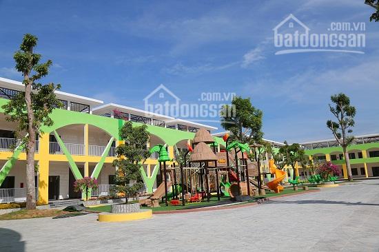 Cho thuê trường mầm non 1280m2 đất, xây 512m2 x 3 tầng tại Long Biên