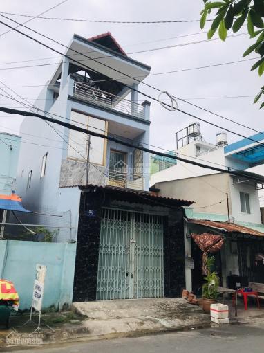 Bán nhà 3 tấm DT 4x19m mặt tiền đường 53 Ỷ Lan, P. Hiệp Tân, Q. Tân Phú