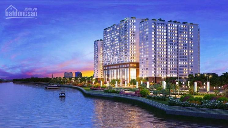 NOXH Green River mặt tiền Phạm Thế Hiển Quận 8, tư vấn thủ tục nhanh, LH 0938609735 chọn căn đẹp