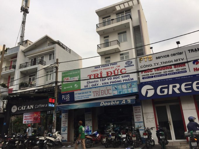 Cho thuê nhà đường Tân Kỳ Tân Quý, Quận Tân Bình, LH chính chủ. LH 0917977924