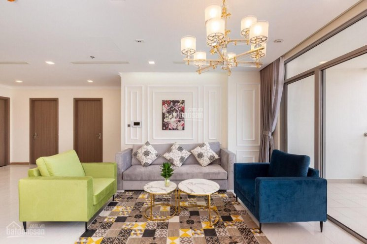 Cho thuê căn hộ chung cư 2PN The Sun Avenue Nội thất châu âu giá tốt nhất liên hệ: 0907575919