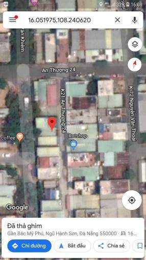 Cần bán nhà kiệt An Thượng 24, 72.5m2, đang cho thuê 10 tr/tháng, giá 4,1 tỷ. LH: 0914433033