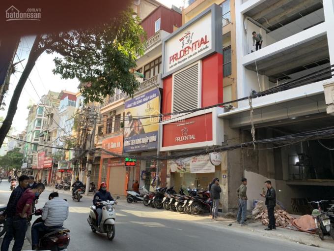 Chính chủ cho thuê tòa nhà số 6 Nguyễn Ngọc Nại, DT 110m2 * 7 tầng. Mặt tiền 6m