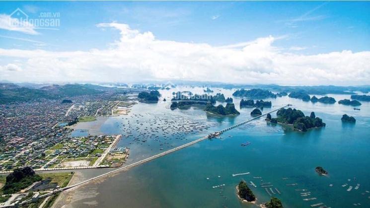 Chính chủ cần bán lô đất nền rẻ nhất dự án Sentosa Bay Cẩm Phả