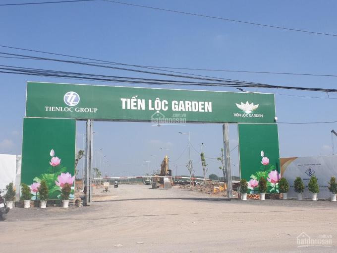 Đất nền Tiến Lộc Garden, 8 suất nội bộ, giá tốt nhất thị trường, pháp lý rõ ràng, LH: 0903999325