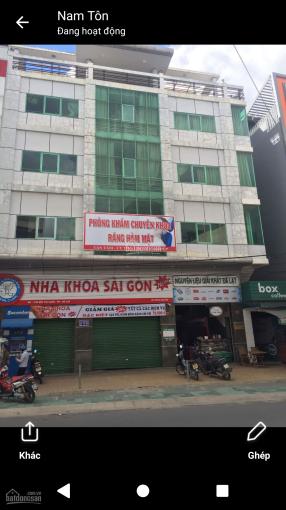 Bán nhà đất mặt tiền Bùi Thị Xuân, Đà Lạt