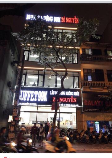 Cho thuê nhà 120m2, 4 tầng mặt phố Nguyễn Khang, MT 7,8m, rất tiện kinh doanh. LH ngay 0968844633