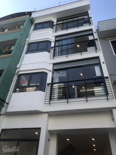Bán tòa nhà căn hộ dịch vụ đường Dương Bá Trạc. Giá 15 tỷ 3
