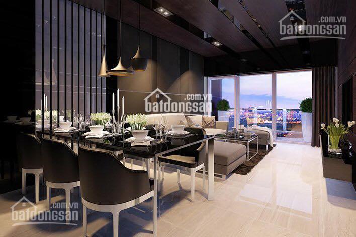 Chính chủ cho thuê căn hộ Vinhomes Central, 135m2, có 3 phòng ngủ, nội thất đầy đủ. 0977771919 ảnh 0