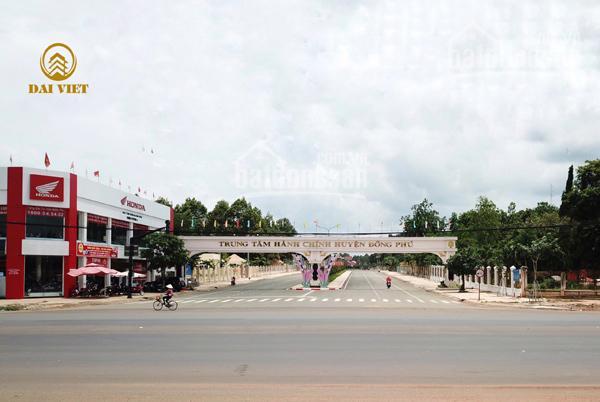 Bán đất Đồng Phú, shr, công chứng ngay, lh 0916 388 545