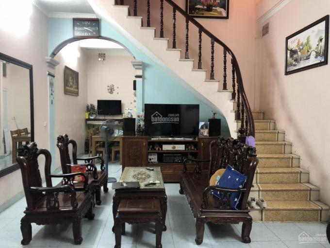 Bán nhà ngõ Giáp Bát, Kim Đồng 77m2x3T, ô tô vào nhà, đường rải nhựa, giá 5.2 tỷ LH 0982084195