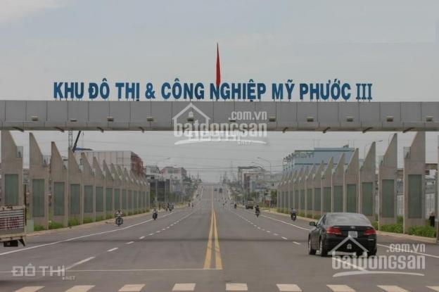 2 khu đất gần cổng Mỹ Phước 3, chợ, BV, trường học, giá 860 triệu. LH 0934.596.380