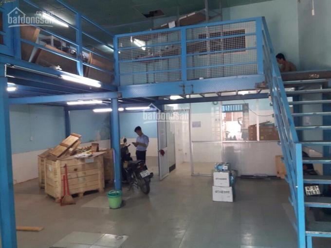 Cho thuê kho xưởng, 600m2, có văn phòng 200m2, Quận Gò Vấp