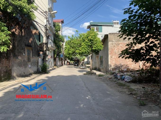 Bán gấp 117m2 đất kinh doanh mặt đường Cửu Việt, Trâu Quỳ, Gia Lâm. LH 097.141.3456