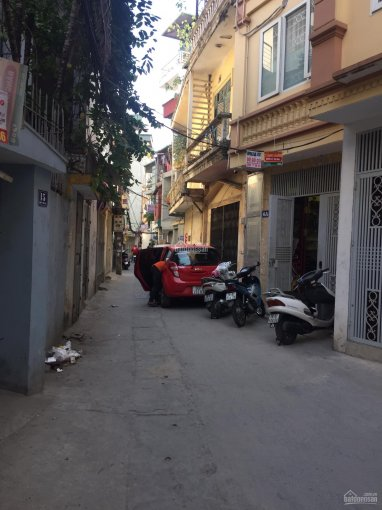 Cần tiền bán gấp nhà số 6 Yên Lạc, Hai Bà Trưng, giá 5.3 tỷ