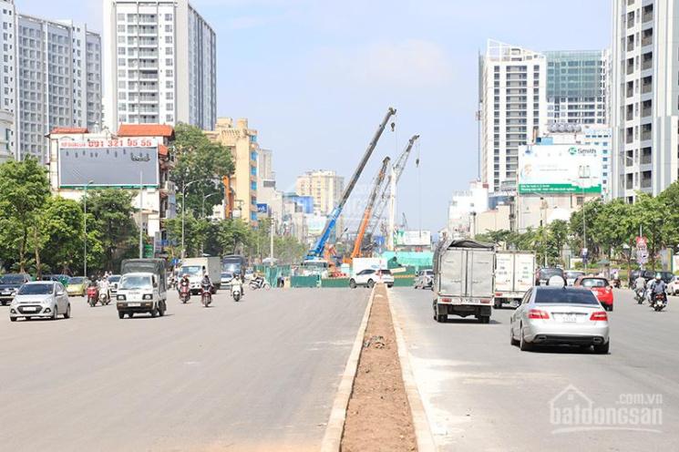 Cần bán gấp trước Tết, mặt phố Minh Khai 160m2 x 3 tầng x 9.2m mặt tiền, sổ vuông, vỉa hè 5m, 23 tỷ