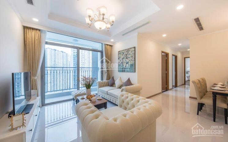 Cho thuê căn hộ dịch vụ ngắn hạn theo ngày tại Vinhomes Central Park, giá từ 1,2 tr/đêm ảnh 0