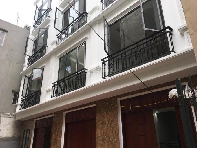 Bán nhà mặt ngõ Lò Đúc, Trần Khát Chân - Lãng Yên 35m2x5T, lô góc, cách phố 2 nhà, giá 3.4 tỷ