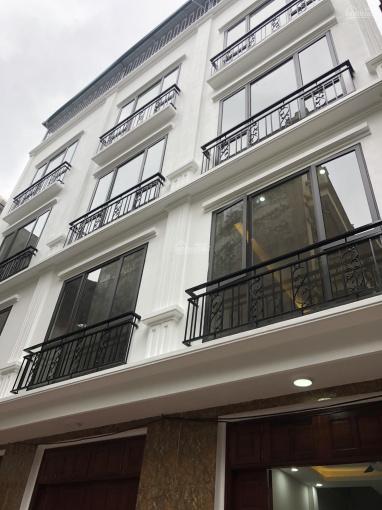 Bán nhà đẹp xây mới 35m2x5T phố Lãng Yên, Trần Khát Chân, ngõ rộng 2.5m, giá 3.4 tỷ