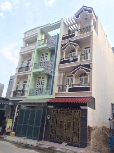 Bán nhà hẻm 9m 57 Tô Hiệu, P Hiệp Tân, Tân Phú 4x16m(diện tích sàn 199.6m2) 3 lầu mới giá 8,1 tỷ TL