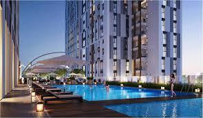 Cho thuê CHCC Lexington, Q2, 82m2, 2PN, nội thất cao cấp. Giá tốt nhất 14 triệu/th, view hồ bơi