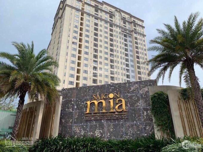 Chính chủ cần bán căn 2PN 1WC, tầng 12, dự án Sài Gòn Mia, giá 2,4 tỷ, LH xem nhà 0901 361 345