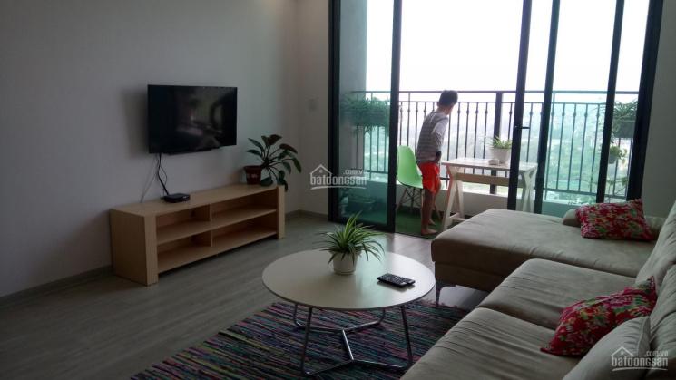 Cho thuê chung cư one 18 Ngọc Lâm - Long Biên 2 phòng ngủ 98m2, full đồ 13.5 tr/th: 0829911592