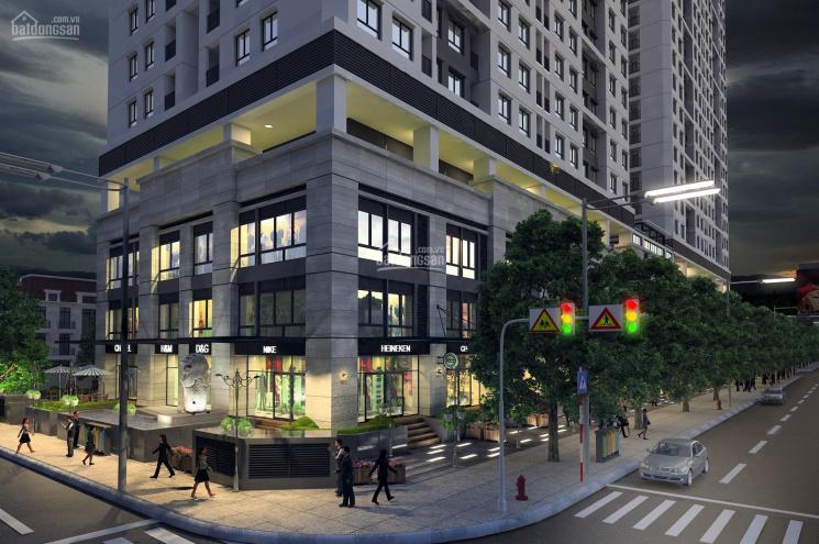Nhận đặt cọc bán shophouse (dạng kiốt) toà chung cư Thạch Bàn, ký HĐ trực tiếp chủ đầu tư