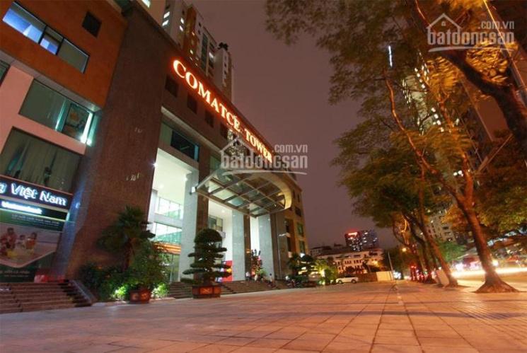Cho thuê văn phòng Trung Hòa Nhân Chính, Comatce Tower 230m2 - 450m2. Giá 290 nghìn/m2/th