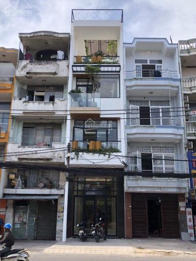 Cho thuê nhà MT Cô Bắc, phường Cô Giang, Q.1. 6x15, 4 Lầu, 8 phòng, giá 70 triệu - 0901545199