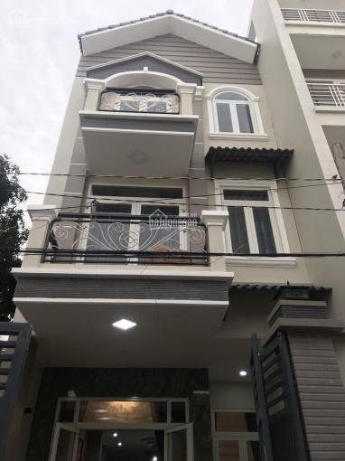 Bán nhà phố mới xây 1 trệt 2 lầu, hẻm 4m, đường Lê văn việt, Q9, nhà như hình, 0938850502