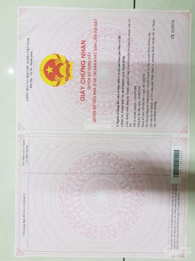 Cần bán nhà phố Tân Phước Khánh 1 trệt 1 lầu 4x18 - sổ hồng trao tay. LH 0961182955