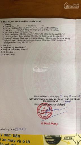Thổ cư, SHR, đường nhựa, mặt tiền Bùi Thị Điệt, Phạm Văn Cội, Củ Chi