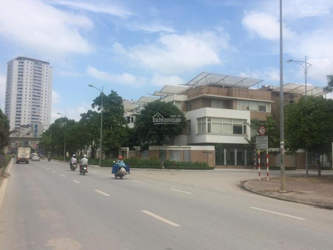 Bán liền kề - biệt thự Văn Phú: TT20 DT 90 m2, mặt tiền 4,5m, mặt phố Lê Trọng Tấn, kinh doanh tốt