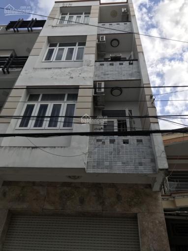 Cần bán gấp nhà 1 trệt, 3 lầu, DT 260m2