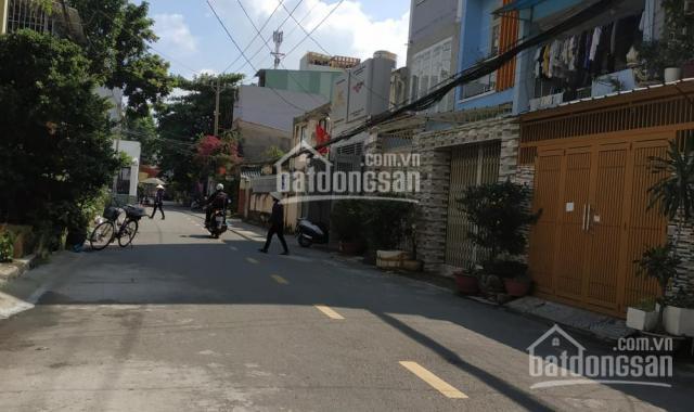 Cần bán nhà hẻm 1/ (Hẻm 214) Nguyễn Oanh P17 Gò Vấp, DT 7.6x25m 1T1L, LH: 0908282445