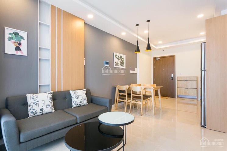 Cho thuê căn hộ chung cư Masteri Millennium, quận 4, 2 phòng ngủ thiết kế hiện đại giá 21 tr/th