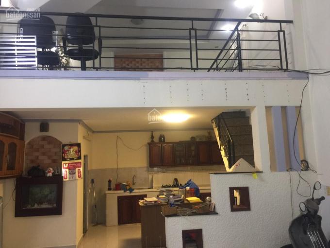 Cho thuê nhà nguyên căn 4x20m xây 1 lầu đường Số 1 chợ Tân Mỹ quận 7