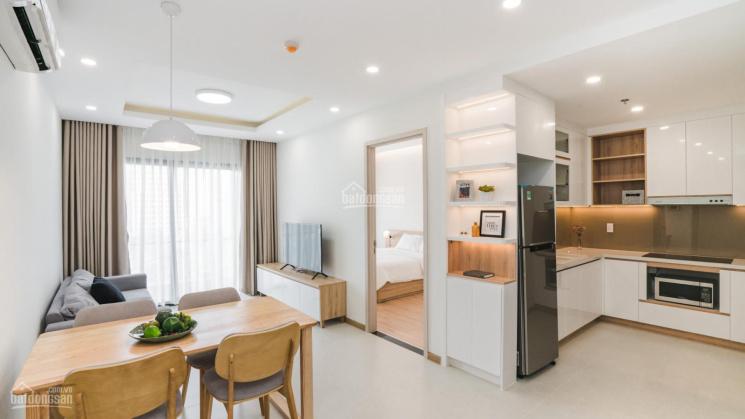 Cho thuê căn hộ 75m2, nội thất đẹp giá 16 triệu/th bao phí quản lý. LH 0778479277 Ms Hân