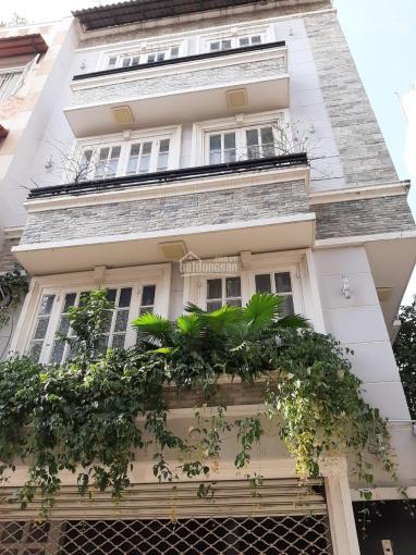 Bán nhà HXH Phạm Văn Hai, Tân Bình, 4.5x16.5m, 4 lầu, HĐT 50tr, giá 11.3 tỷ TL. 0902557388