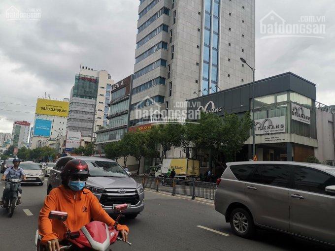 Bán nhà 2MT Nguyễn Trãi, P. Nguyễn Cư Trinh, Q1 (=8m x 27m) = GPXD = H + 9 lầu. Giá chỉ 320 tr/m2 ảnh 0