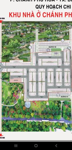 Bán đất dự án giá đầu tư F1 650tr/nền ngay chợ Chánh Lưu, mặt tiền DT 741, LH 0932.136.186
