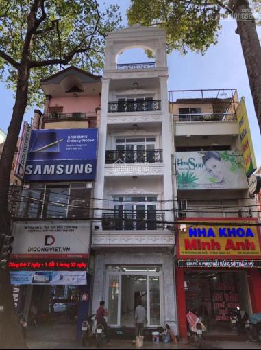 MT Trần Phú 4x18m trệt 5 lầu thang máy, nhà mới giá thuê chỉ: 55tr/th vào kinh doanh ngay