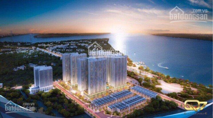 Bán CH Q7 Saigon Riverside giá tốt 1PN/53m2/1,45 tỷ; 2PN/66m2/1,873tỷ; 3PN/86m2/2,8tỷ LH 0909241324