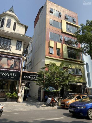 Cho thuê nhà mặt phố Trần Duy Hưng 55m2 x 5T, MT 4m. Giá: 48tr/th, LH Long: 0378513333